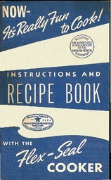 TTU Digital Collection: Historical Cookbooks